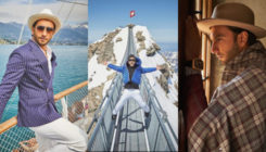 Ranveer Singh's Switzerland pics will make you hate your 9 to 5 job !