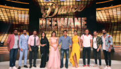 'Race 3' cast visits the sets of Madhuri Dixit's reality show 'Dance Deewane' for promotions