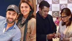 Mother's Day Special: Heartthrobs Salman and Ranbir are proud to be Mama's Boys