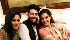 Sonam Kapoor's bestie Samyukta shares her first pic from Mehendi ceremony