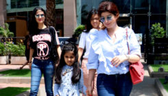 Twinkle Khanna takes daughter Nitara out for a lunch date