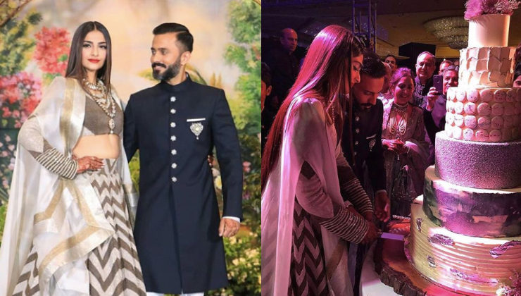 LIVE UPDATES: We take you inside Sonam & Anand's reception with these pictures!