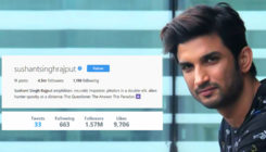 This is the reason why Sushant Singh Rajput has deleted his personal pictures from Instagram