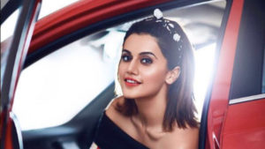 After 'Soorma', Taapsee Pannu shares the first look of 'Mulk'