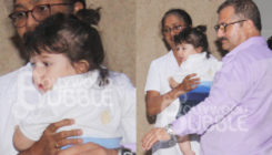 Taimur Ali Khan's new hairstyle takes his cuteness level a notch higher