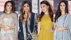 15 Bollywood actresses who rocked ethnic wear at Baba Siddique's Iftar party