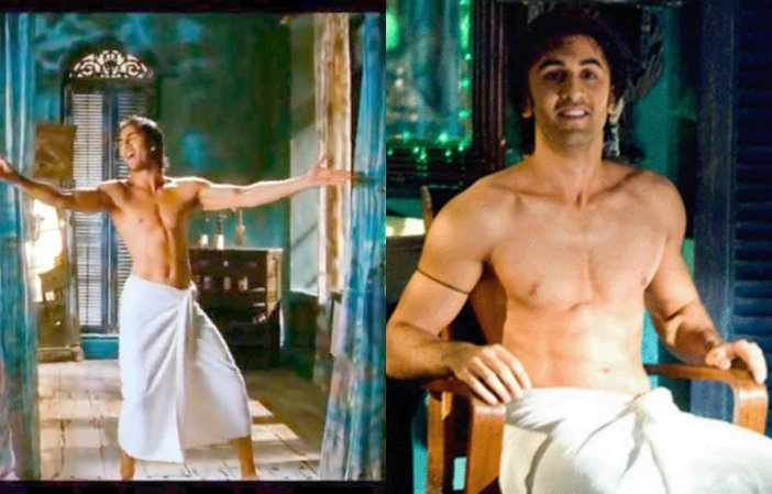 Ranbir Kapoor gave these many retakes for a scene in 'Saawariya ...