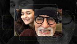 Big B correcting Alia's spelling mistake will remind you of your English teacher