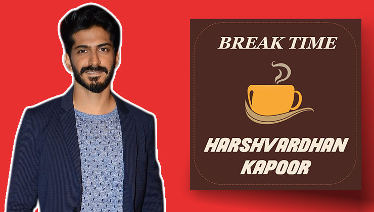 Break Time with 'Bhavesh Joshi Superhero' actor Harshvardhan Kapoor