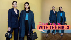 Sonam Kapoor and Rhea Kapoor's outfits for a girls' night out are fancy AF!