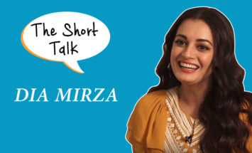 The Short Talk: Dia Mirza opens up about Ranbir, Manyata Dutt, 'Sanju' and lots more