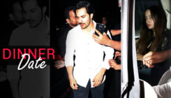 Varun Dhawan steps out with girlfriend Natasha Dalal for a dinner date!