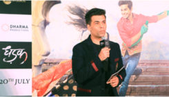 Karan Johar: Ishaan Khatter and Janhvi Kapoor are not here because of nepotism