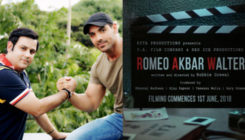 PHOTO: John Abraham begins shooting for 'Romeo Akbar Walter'