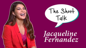 The Short Talk: Jacqueline Fernandez talks about 'Race 3', Da-Bangg Tour and much more
