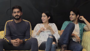 Ishaan Khatter and Jhanvi Kapoor's infectious energy and millennial humour will win over your heart