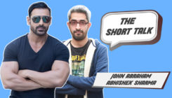 The Short Talk: John Abraham and Abhishek Sharma on the success of 'Parmanu: The Story of Pokhran'