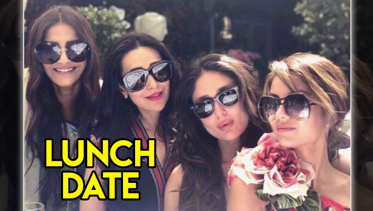 PHOTOS: Karisma Kapoor rings in her 44th Birthday with gang in London!