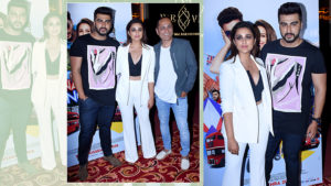 In Pics: Arjun Kapoor and Parineeti Chopra at the wrap-up bash of 'Namaste England'