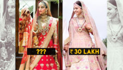 11 B-town actresses and their super-expensive wedding ensemble