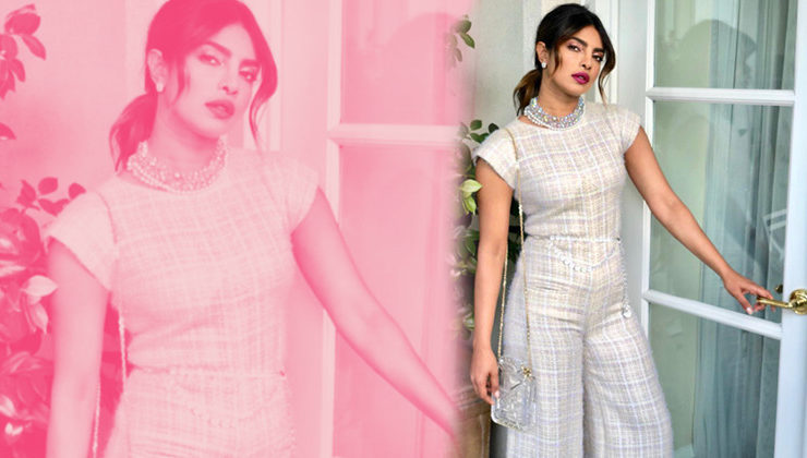 Want to slay the jumpsuit look? Take a cue from Priyanka Chopra