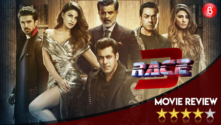 'Race 3' Movie Review: This Salman Khan action-thriller is a paisa-vasool Eid dhamaka