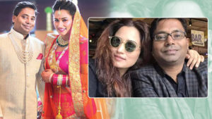 first picture raid director raj kumar gupta wife myra karn