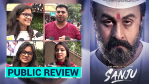 Watch: Public review of Sanjay Dutt's biopic 'Sanju' starring Ranbir Kapoor