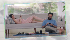 Saif Ali Khan and Kareena Kapoor Khan are cuteness personified in their latest ad