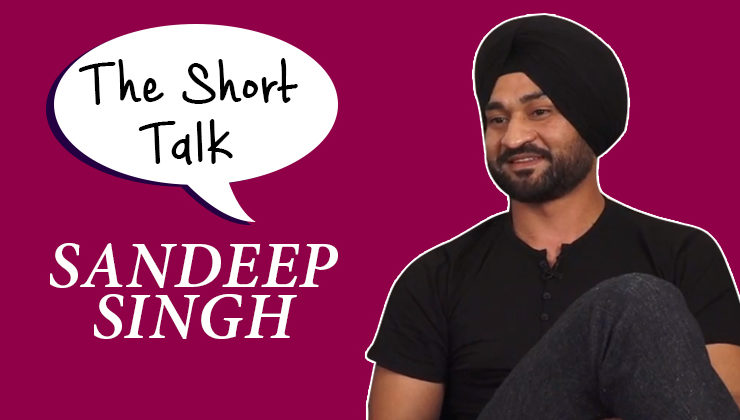 The Short Talk: Real 'Soorma' Sandeep Singh gets candid about his biopic