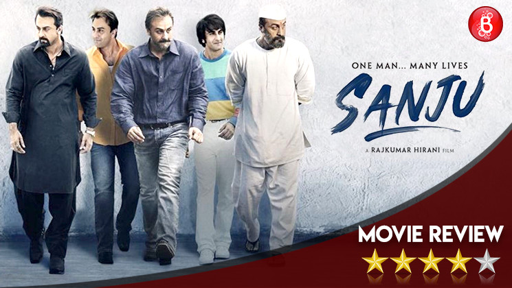 'Sanju' Movie Review: The unconventional life of Sanjay Dutt presented by Ranbir Kapoor has blockbuster written all over it