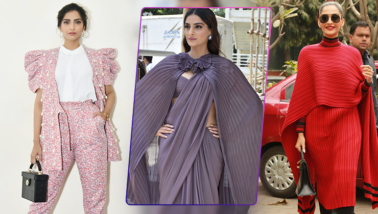 From 'Saawariya' to 'Sanju' how Sonam Kapoor has evolved as a fashionista