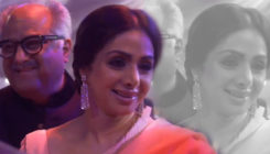 Boney Kapoor beautifully compiles Sridevi's last memories on their 22nd anniversary