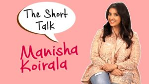 Manisha Koirala talks about 'Sanju', Ranbir Kapoor and much more