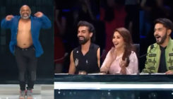 Watch: Forget dancing uncle, this shirtless uncle has left even Madhuri Dixit speechless!