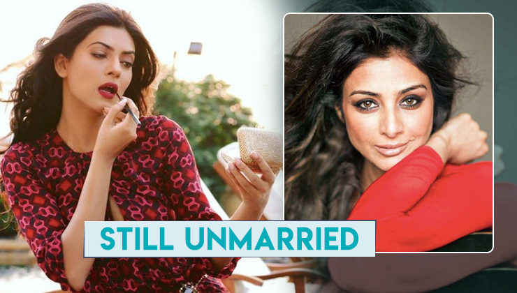 These gorgeous 40 plus actresses have no plans of settling in marital bliss