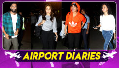Airport Diaries: Anushka Sharma, Vicky Kaushal, Taapsee Pannu were at their stylish best!