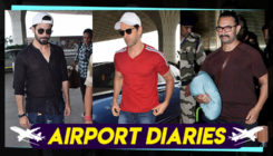 Aamir Khan, Hrithik Roshan and Shahid Kapoor's airport fashion is on point!