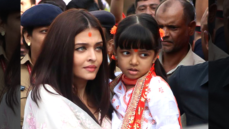 An astrologer makes a shocking prediction on Aishwarya's daughter Aaradhya