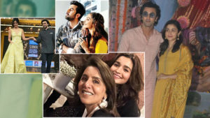 Are the Kapoors more fond of Alia Bhatt than Ranbir's ex-girlfriends?
