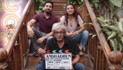 Ayushmann Khurrana gives us a sneak peek into his 'AndhaDhun' world