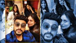 Check out: Arjun Kapoor spotted chilling with veeres Kareena and Sonam in London