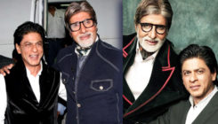 Amitabh Bachchan and Shah Rukh Khan team up for a crime thriller