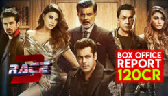Box-Office Report: Salman Khan's 'Race 3' rakes in 120 crores