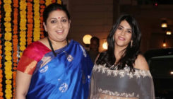 Smriti Irani reminisces her old days with Ekta Kapoor in this picture