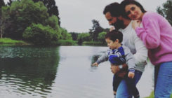 These pictures of Saif Ali Khan, Kareena Kapoor Khan and Taimur will make you miss your family vacay
