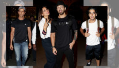 Airport Spotting: Hrithik, Ishaan, Bipasha look their stylish best