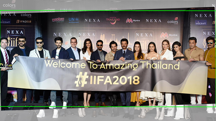 Pics: Varun Dhawan, Arjun Kapoor, Shraddha Kapoor and others at IIFA press conference