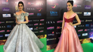 In Pics: Bollywood actresses take over the IIFA 2018 green carpet in style!