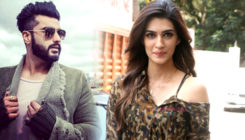 Before 'Panipat', Kriti Sanon and Arjun Kapoor to collaborate for this...